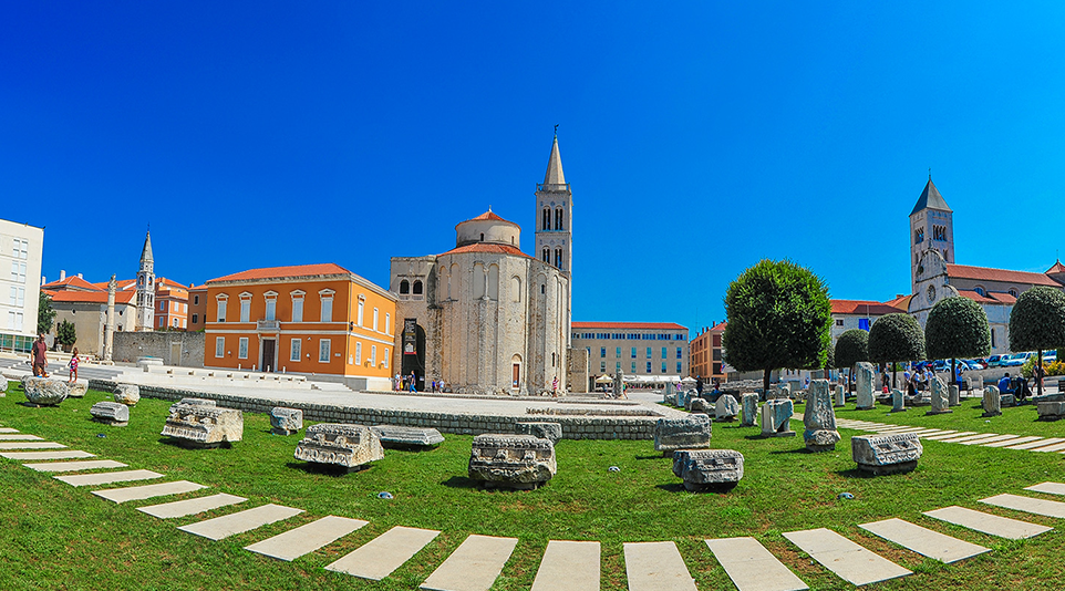What To See In Zadar?