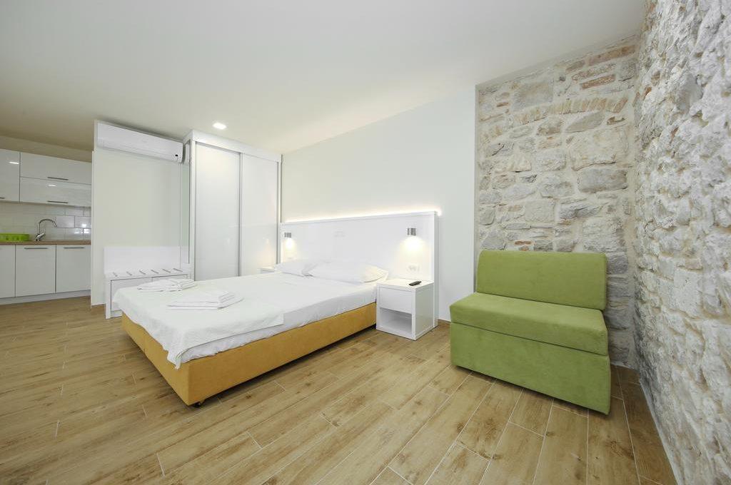 Idassa Atrium – Studio apartman