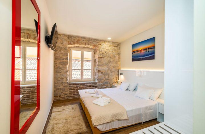 Idassa Atrium – Doppelzimmer mit entweder einem Doppelbett oder zwei getrennten Einzelbetten
