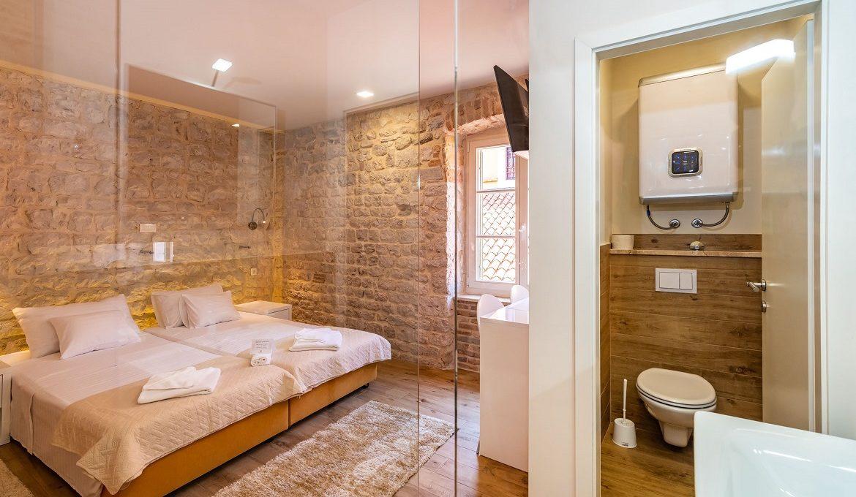 Idassa Atrium – Dvokrevetna soba s pomoćnim ležajem