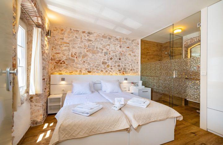 Idassa Palace – Doppelzimmer mit entweder einem Doppelbett oder zwei getrennten Einzelbetten