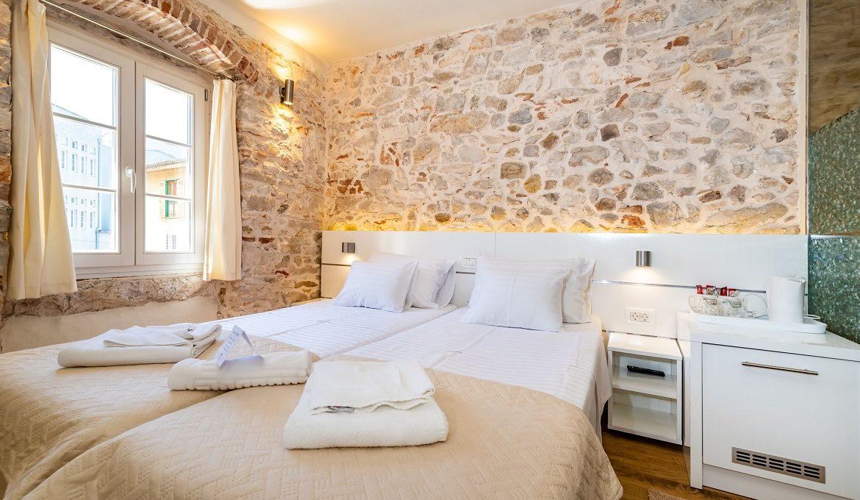 Idassa Palace – Dvokrevetna soba s bračnim ili dva odvojena kreveta
